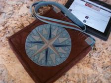 Messenger bag fits iPad!