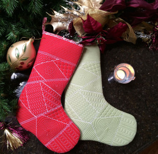 Santa Baby Christmas Stocking