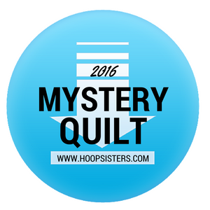 2016 Mystery Quilt without border - Download (PRE-ORDER)