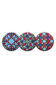 Stained Glass Magnet Collection (DropShip)