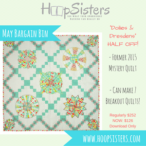 BARGAIN BIN: Doilies & Dresdens Complete Collection - Digital Download