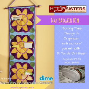 May Bargain Bin SALE: Spring Time