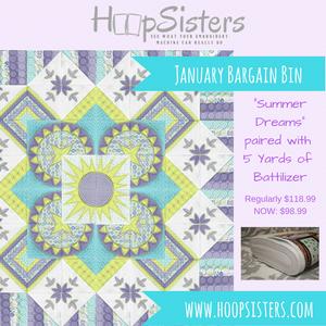 January Bargain Bin