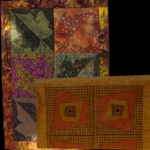 Leaf Moteaf and Abstract Squares - CD Media