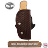 Paddle Holster. Note Sweatshield included.