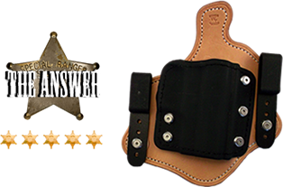Kydex OWB Holsters
