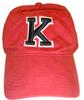 Kenton Baseball Hats - Red