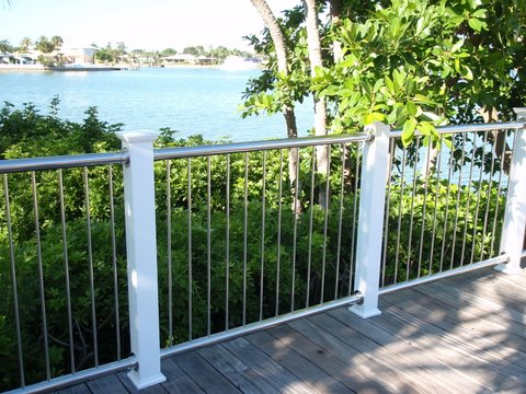 Stainless Steel Cable Railing Systems
