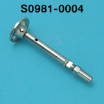 "Tensioner Flat 316 Stainless For Our 5/32"" 316 Stainless Steel Wire Rope"