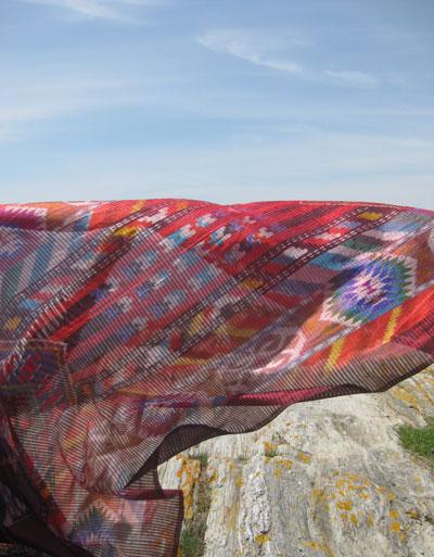 Silk Ikats