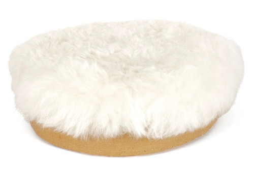 Zafu Meditation Cushion - ECO SHEEPSKIN