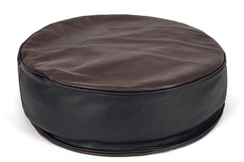 Zafu Meditation Cushion - LAMBSKIN