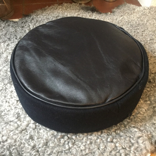 Zafu Meditation Cushion - Lambskin+Wool