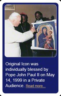 Miraculous Icon