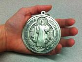 Saint Benedict Medal 3 Inch