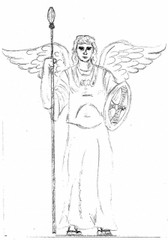 POWERS ~ The Sixth Celestial Choir of Angels - For $2,000. you will receive ...