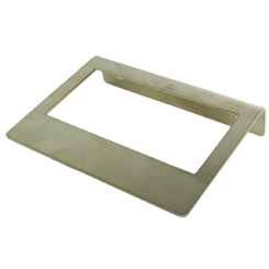Panel Square Dakota Digital Gauge Bracket - 01-DAKPAN-SQ