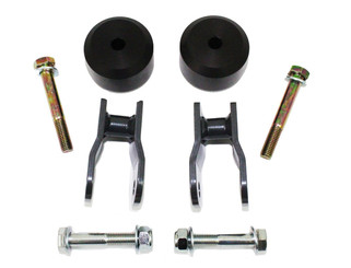 "MAXTRAC - 2005-16 FORD SUPER DUTY 4WD 2"" SPACER KIT W/ SHOCK EXTENDERS: 883720"