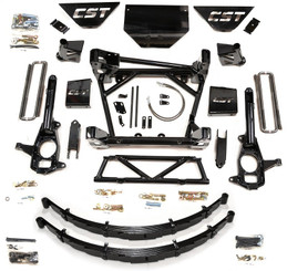 "CST -2011-2018 GM 2500HD 8-10"" STAGE 2 LIFT KIT: CSK-C3-16-2"