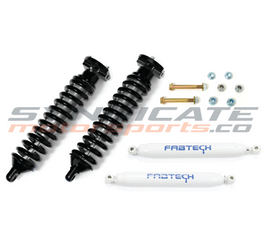 "2004-08 FORD F150 2WD 0-3"" DIRT LOGIC 2.5 COILOVER SYSTEM W/ PERFORMENCE SHOCKS- FABTECH K2069B"