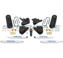"2008-10 FORD F250 V8 2WD 6"" BASIC SYSTEM W/ PERFORMNCE SHOCKS- FABTECH K20621"