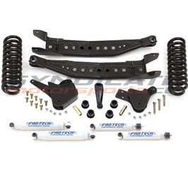 "2005-07 FORD F250 V8 2WD 6"" PERFORMENCE SYSTEM W/ PERFORMENCE SHOCKS- FABTECH K20611"