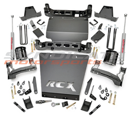 """ROUGH COUNTRY - 2014-15 GM 1500 4WD 7"""" Lift Kit: 290.20"""