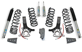 "MAXTRAC - 2009-15 RAM 1500 2WD 7/4.5"" LIFT KIT W/ BILSTEIN SHOCKS (4.7 V8): K882470B"