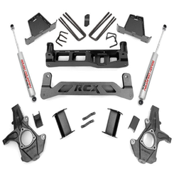 """ROUGH COUNTRY - 2014-UP GM 1500 2WD 7.5"""" LIFT KIT: 238.20"""