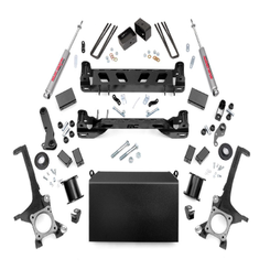"ROUGH COUNTRY - 2007-15 TOYOTA TUNDRA 2/4WD 6"" LIFT KIT: 775.20"