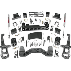 "ROUGH COUNTRY - 2015-16 FORD F150 4WD 5"" LIFT KIT: 556.22"
