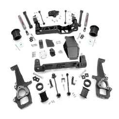 "ROUGH COUNTRY - 2012-16 DODGE RAM 1500 4WD 6"" LIFT KIT:  324S"