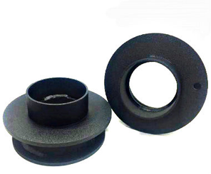 """AMS - 2013-18 RAM 3500 4WD (14-17 RAM 2500 4WD) 2"""" COIL SPACERS: 302520.2S"""