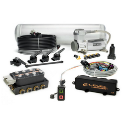 ACCUAIR - E-LEVEL AIR MANAGEMENT PACKAGE W/ ROCKER SWITCH