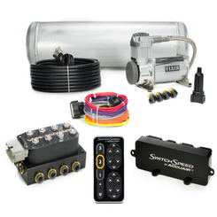 ACCUAIR - SWITCHSPEED AIR MANAGEMENT PACKAGE