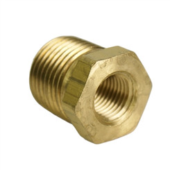 "ALKON - 1/2"" MALE TO 1/4"" FEMALE NPT REDUCER: 05-BF12-16"