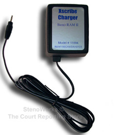 Xscribe StenoRAM 2 charger