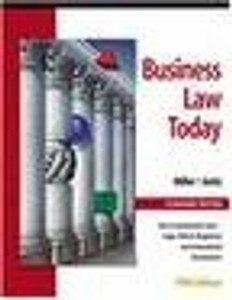 Business Law Today, Standard edition, 5th edition, hc, 2000
