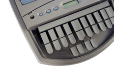 Gray Leather keypads