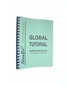 StenEd Global Tutorial Like New