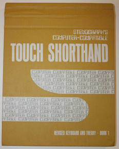 Stenograph® Touch Shorthand Book 2