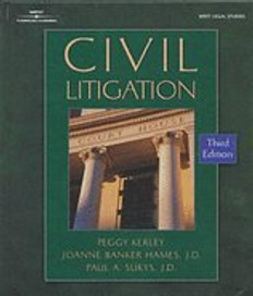 Civil Litigation Third Edition