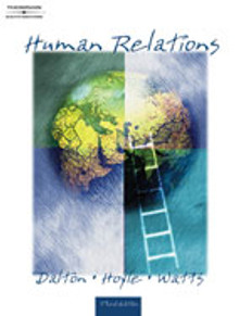 Human Relations  Third Edition  Used