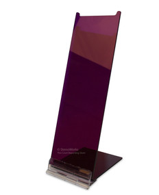 Purple Notestand