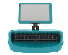 Infinity II Traditional Court Steno Writer w/Ultra LCD & Touch Control
