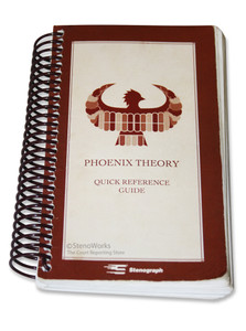 Stenograph® Phoenix Theory Quick Reference Guide