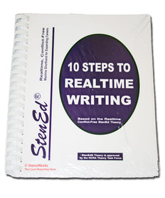 StenEd 10 Steps to Realtime Writing