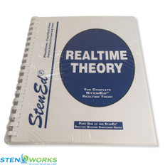 StenEd Realtime Theory 101 Very Good Condition Free Shipping