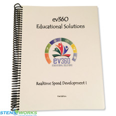 ev360 Educational Solutions Realtime Speed Development I By Kay Moody, Very Good Condition