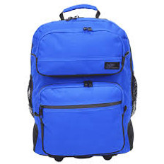Rolling Medium Size Backpack for Stenograph® Writer Royal